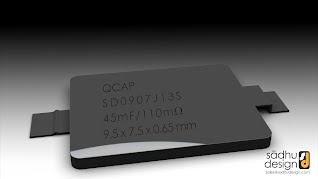 QCAP Supercapacitor