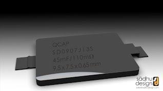 QCAP Supercapacitor